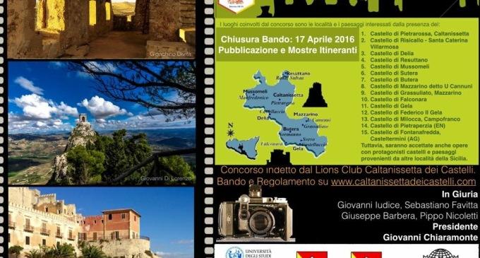 Il Concorso fotografico del Lions club Caltanissetta dei Castelli.
