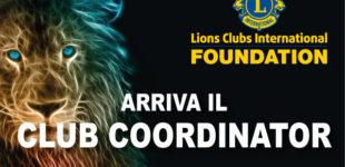 LCIF: arriva il Coordinatore di Club