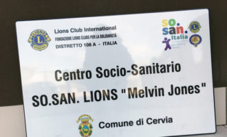 Cervia: al via il Centro Sanitario So.San. Lions Melvin Jones