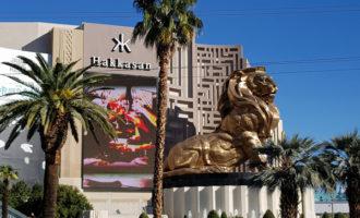 Da un Leone a un'altro, i Lions nella casa del Leone della MGM