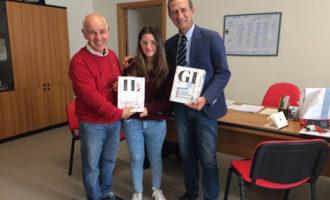 """Caltanissetta: Elena vince il concorso """"La scuola come valore sociale"""""""