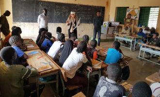 MK Onlus: con i Leo del Burkina per costruire un nuovo futuro