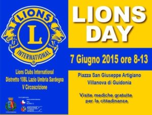 lionsday