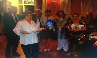 Ultimo atto di un Congresso Nazionale Lions strepitoso… torneo di Burraco Lions