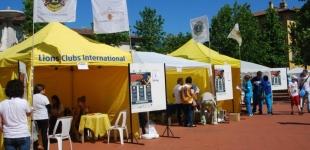 """"""" COMBATTIAMO IL DIABETE """" – I Lions in Piazza contro il Diabete"""