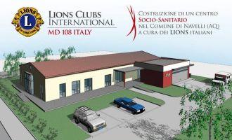 Navelli (AQ): Service Nazionale Lions