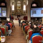 La conferenza a Cortona (Lions Club Cortona Corito Clanis)