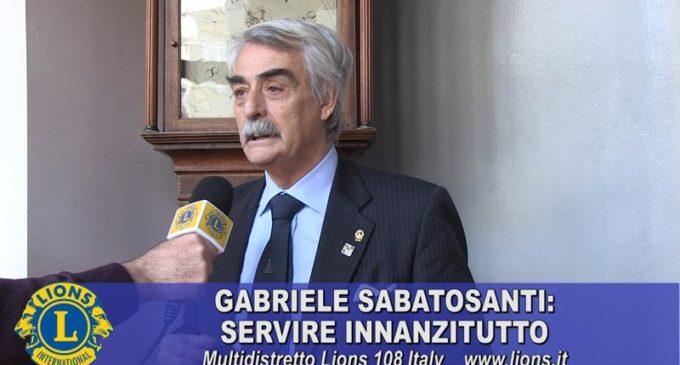 Gabriele Sabatosanti: serviremo 200 milioni di persone ogni anno