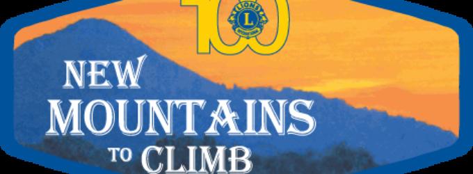 Tema del Presidente 2016-17: Nuove montagne da scalare