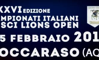 Campionati Italiani di Sci Lions Open a Roccaraso – Nonostante tutto ci saremo