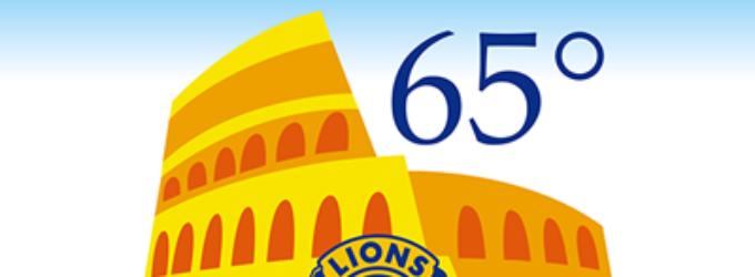 Verbale del 65° Congresso Nazionale Lions del Centenario di Roma