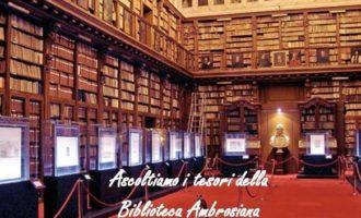 Libro Parlato Lions: i tesori della Biblioteca Ambrosiana