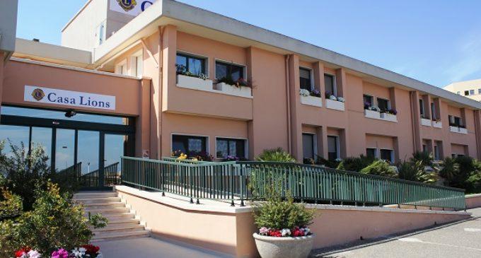 Casa Lions a Cagliari: 160.000 ospiti accolti in amicizia