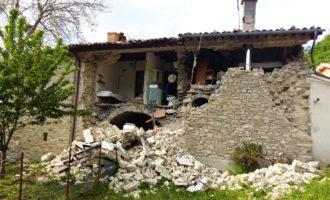 Dai Lions un aiuto a Paolo, allevatore colpito dal sisma