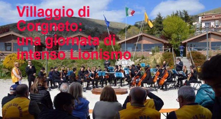 villaggio lions corgneto distretto lions 108a