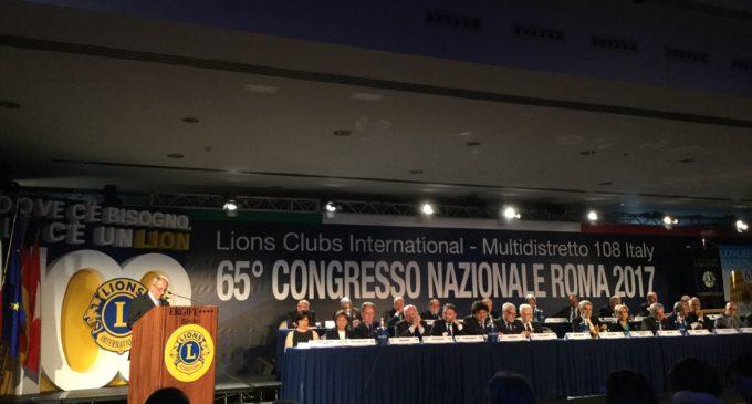 Iniziato il 65* Congresso Nazionale del Centenario dei Lions Italiani