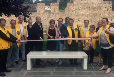Centenario Lions Colli Euganei Monselice Panchine