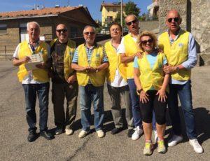 francigena marathon lions club montefiascone