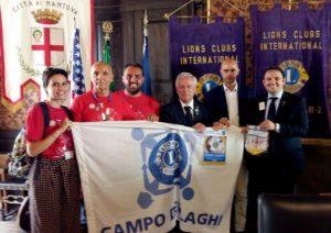 Capo Laghi Lions 108 IB2 IB3 IBA 2017