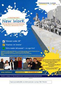 lions fondazione lavoro concorso new york