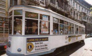tram lions milano comunicazione