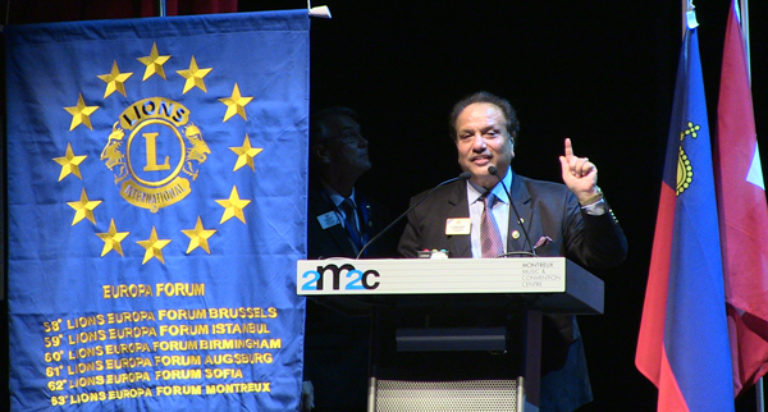 naresh aggarwal lione europa forum 2017