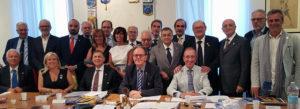 consiglio governatori multidistretto lions 108 italia