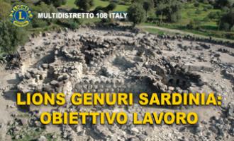 Nasce il Lions Club Genuri Sardinia Cyber Work: il lavorò è la sua priorità