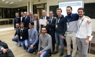"""Premio """"Maurizio Panti"""" – Hackunivpm 2017: vince l'app per la comunità 3D"""