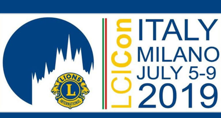 convention lions milano 2019