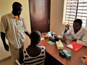 MK Onlus Lions Visita Medica Burkina Faso