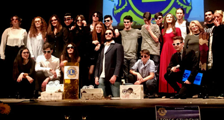 lions club pontremoli lunigiana lion's student got talent