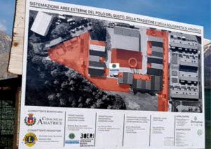 lions italia terremoto 2016 progetto amatrice