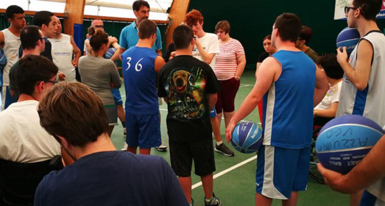 campo giovani disabili lions italia
