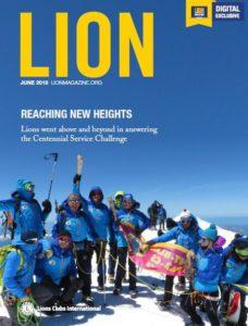 scalata lions monte bianco