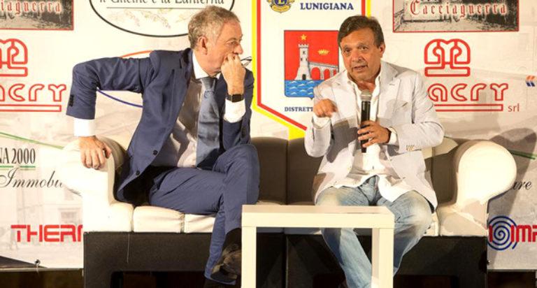 salotto europa 2018 lions club pontremoli lunigiana chiambretti