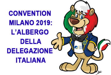 lions clubs international convention milano LCICON 2019