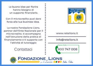 fondazione lions lavoro help emergenza lavoro