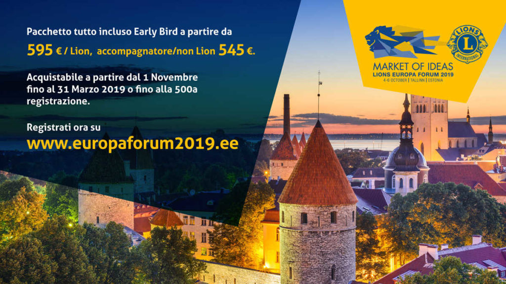 lions europa forum tallin 2019