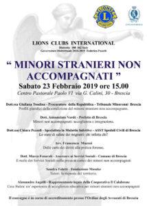 Convegno Lions 108Ib2 108Ya