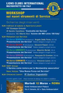 visita presidente internazionale lions italia 2019