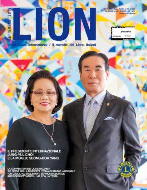 rivista lion settembre 2019