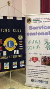 lions club gravina viva sofia