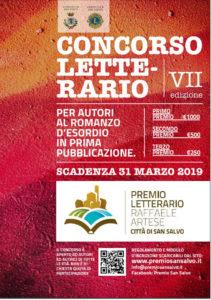 premio letterario raffaele artese 2019 lions san salvo
