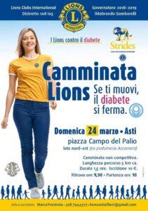 lions diabete asti