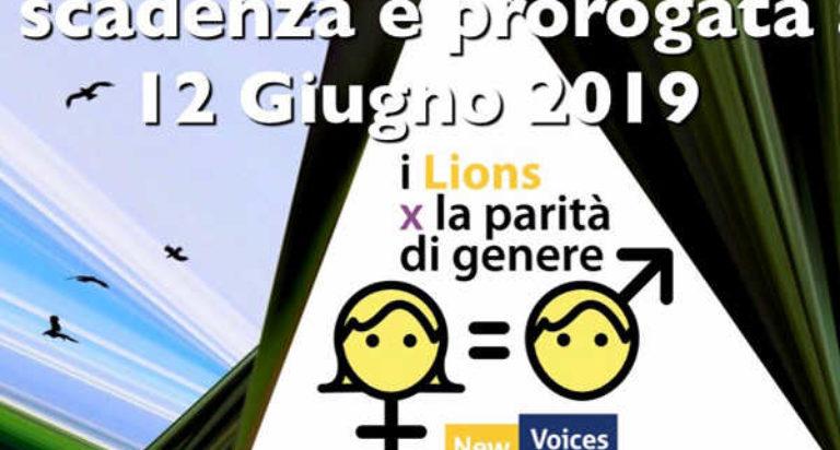 lions new voices