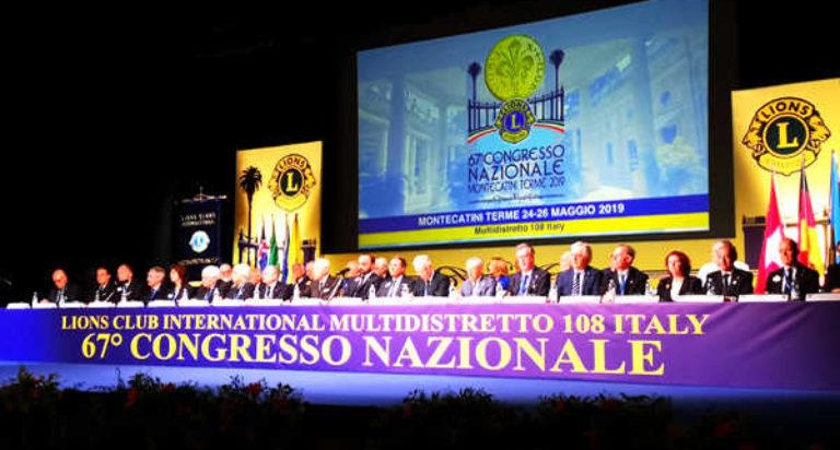 congresso nazionale lions 2019