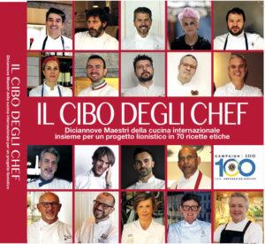 libro il cibo degli chef