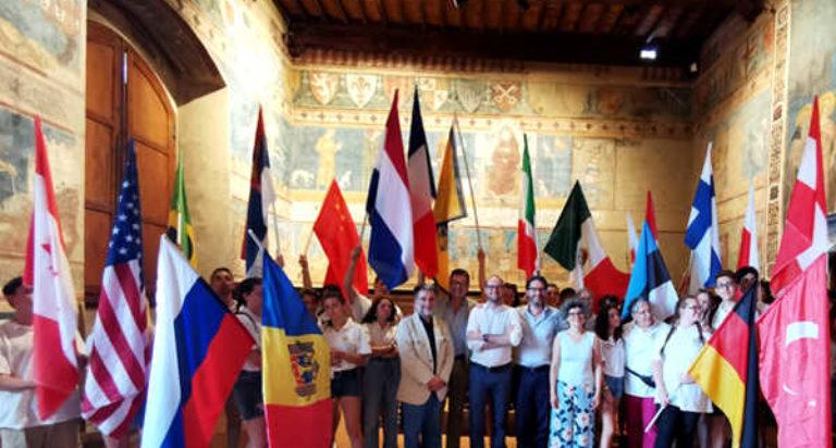 Campo Toscana Lions Via Francigena 2019