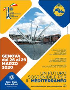 lions conferenza mediterraneo 2020